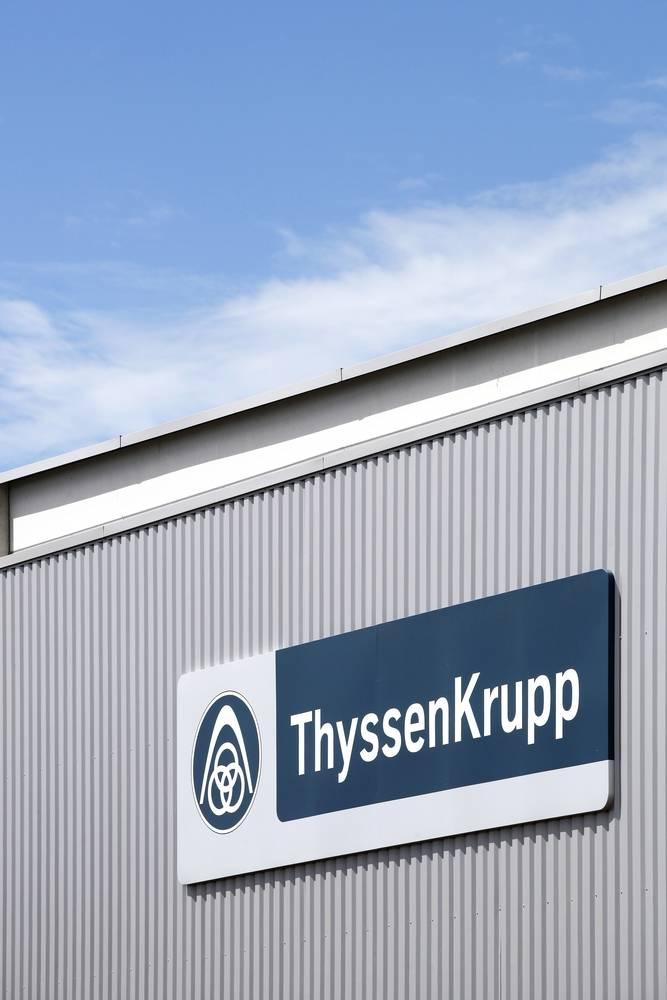 Thyssenkrupp Aktie News