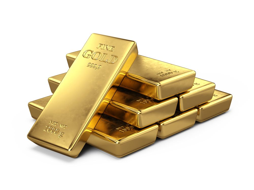 Goldaktie