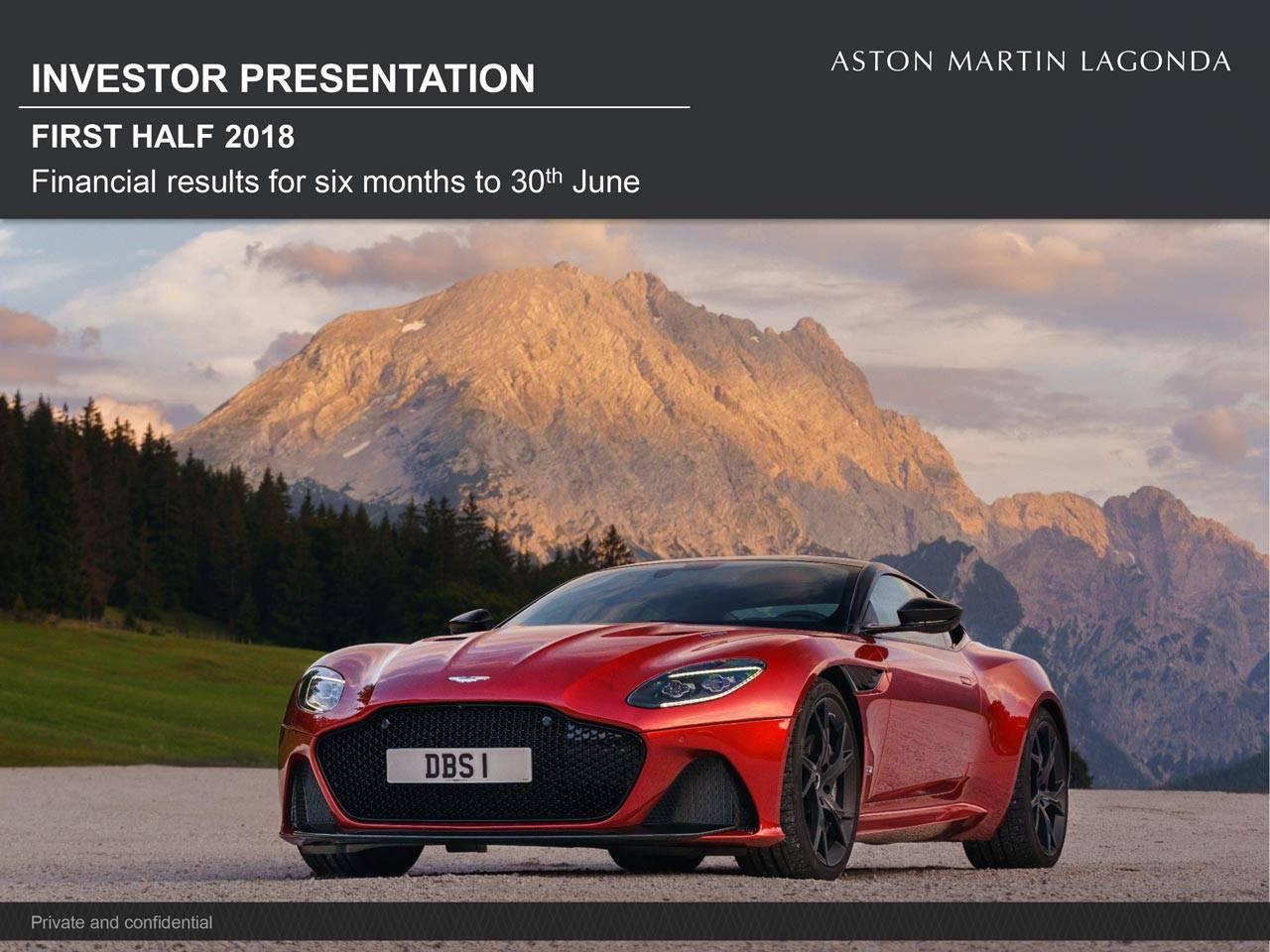 Aston martin ipo forum