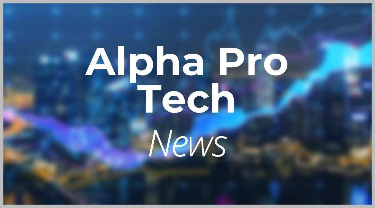Kursexplosion Bei Alpha Pro Tech Finanztrends