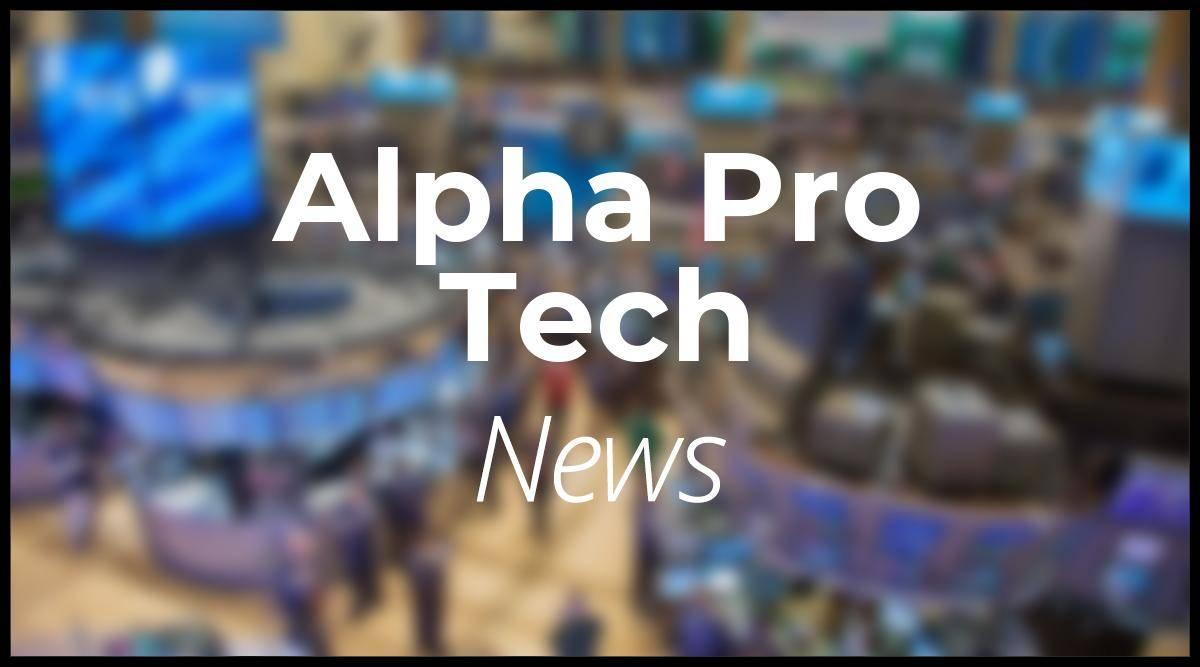 Alpha Pro Tech Aktie Die Wettbewerber Konnen Nur Staunen Finanztrends