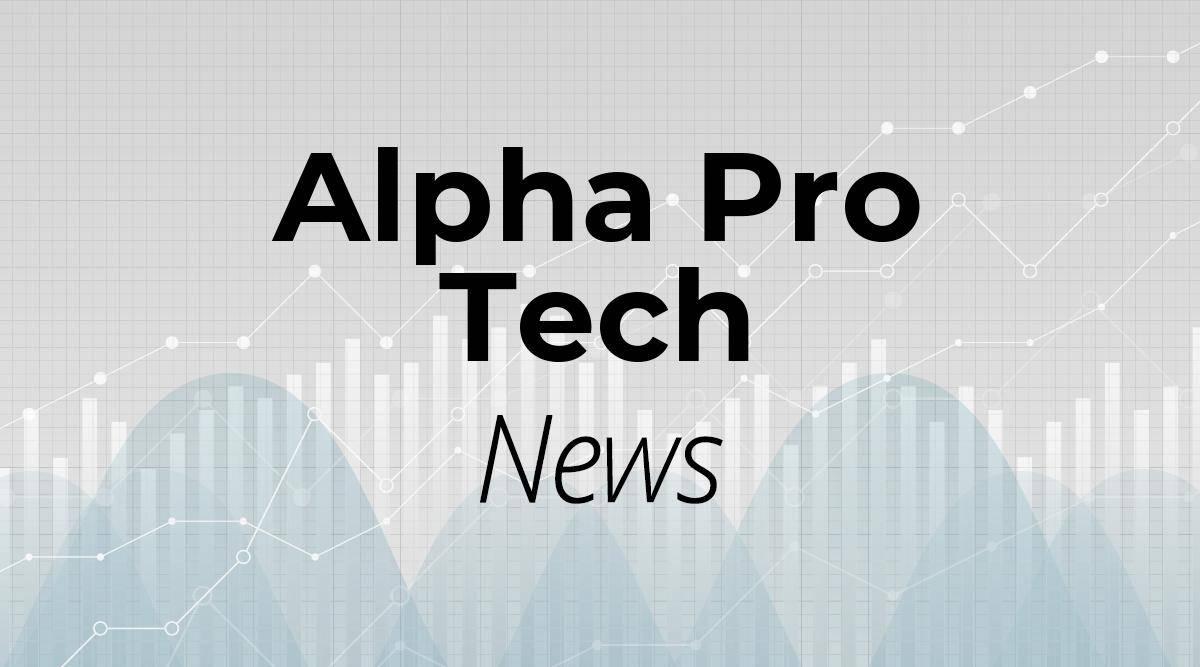 Alpha Pro Tech Aktie Darum Spricht Das Kgv Fur Einen Kauf Finanztrends