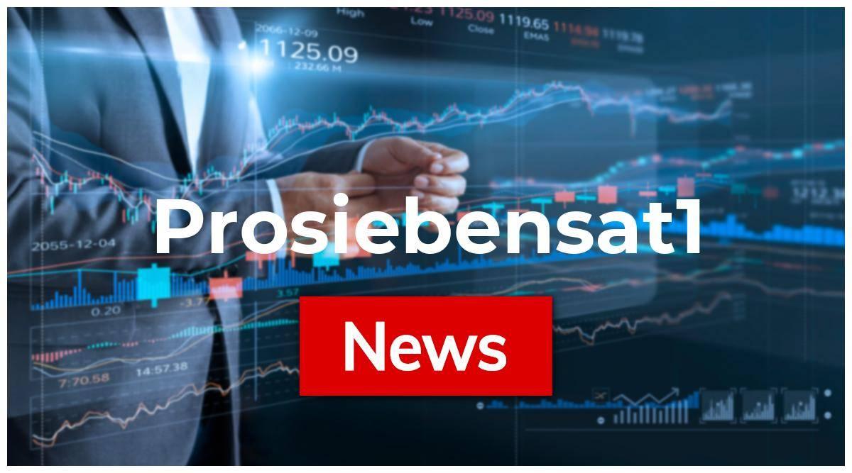 Aktienkurs Prosiebensat1