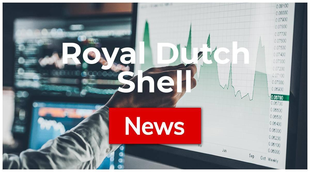 Kurs Royal Dutch Shell