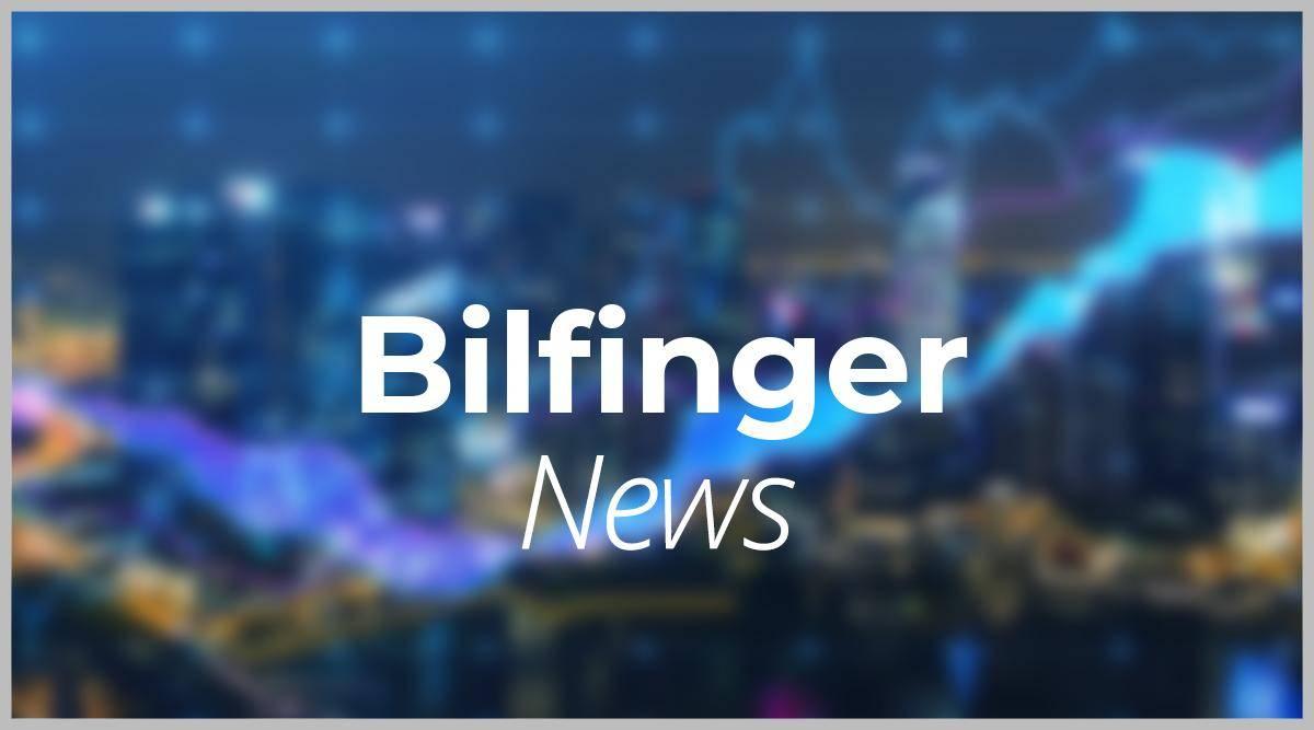 Bilfinger Nachrichten