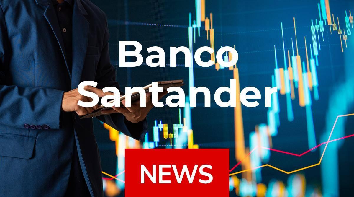 Banco Santander Aktie
