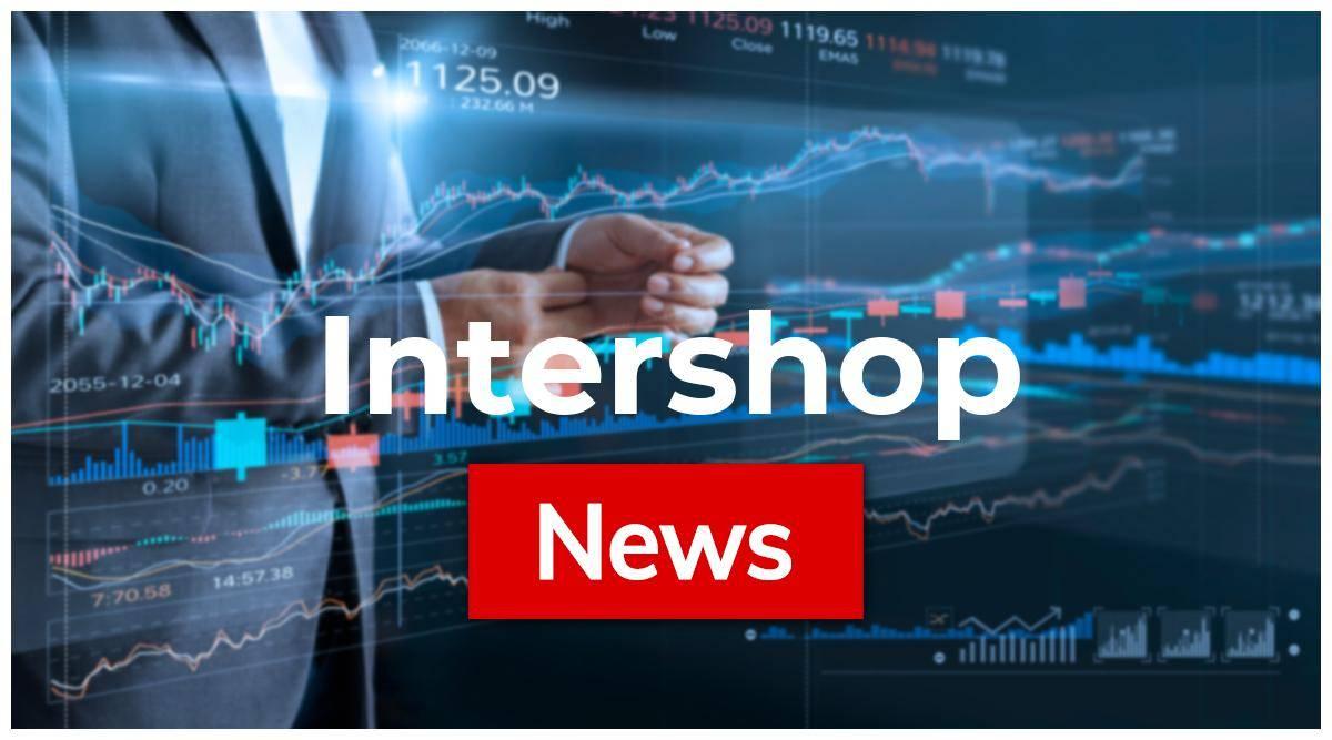 Aktie Intershop