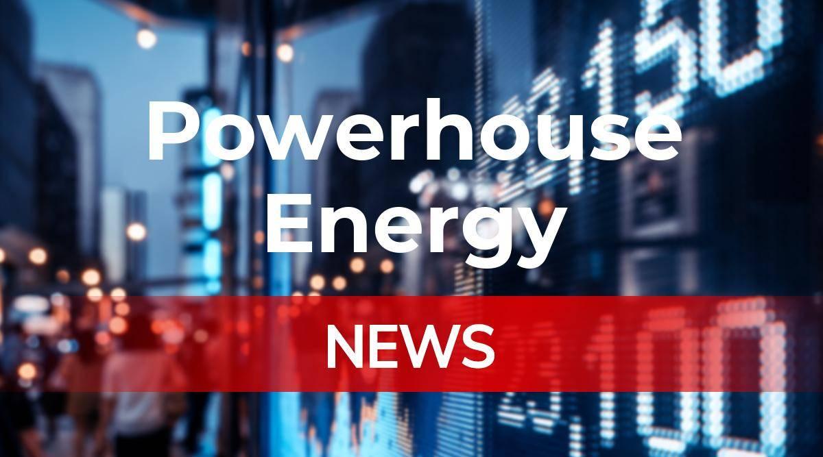 Powerhouse Energy Aktie