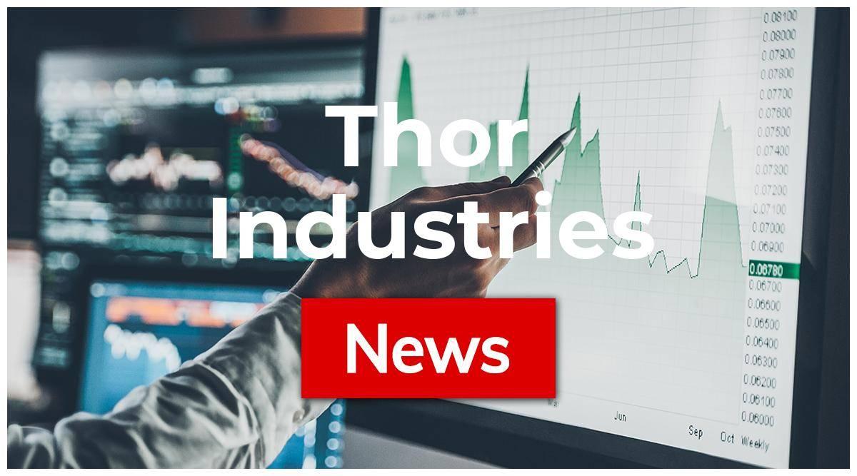 Thor Industries Aktie