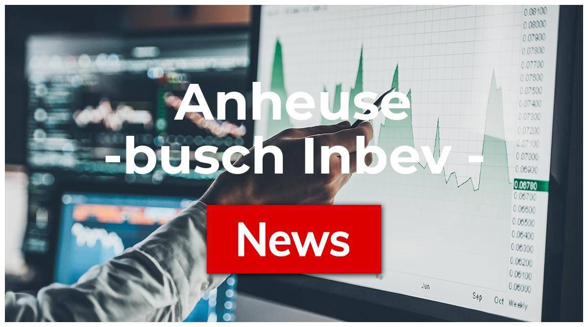 Anheuser-Busch Inbev Aktie