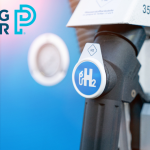 Plug Power Wasserstoff Zapfsäule