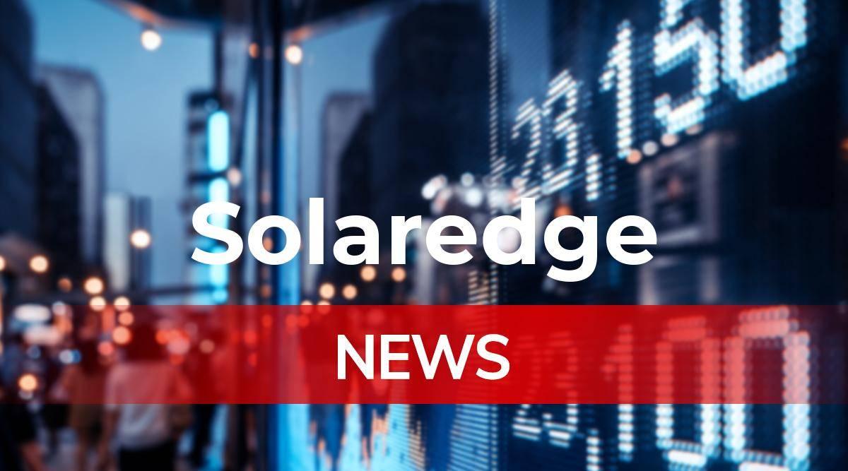 Solaredge Aktie