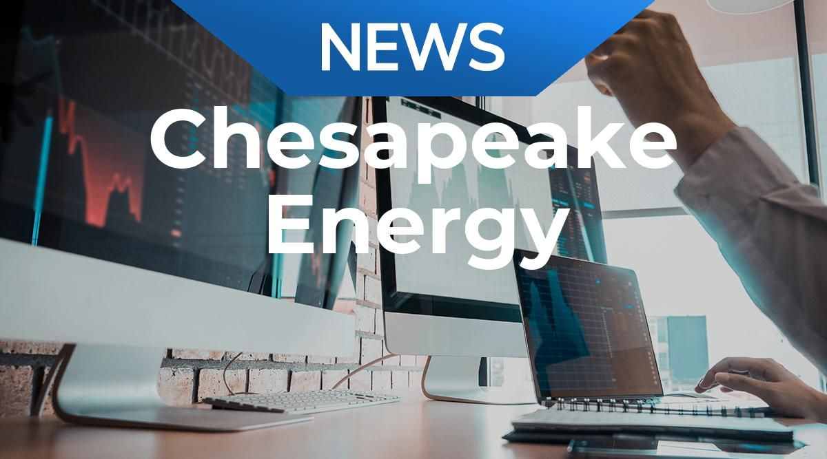 Chesapeake Energy Aktie