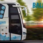 Ballard Power Bus mit Brennstoffzellenantrieb