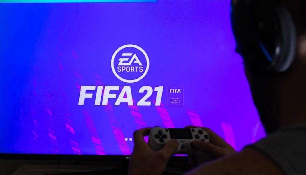 Fifa 21 von EA Sports