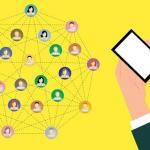 Bild: Empfehlungsmarketing lebt von einem großen Network. Bildquelle: Mohammed Hassan via pixabay.com