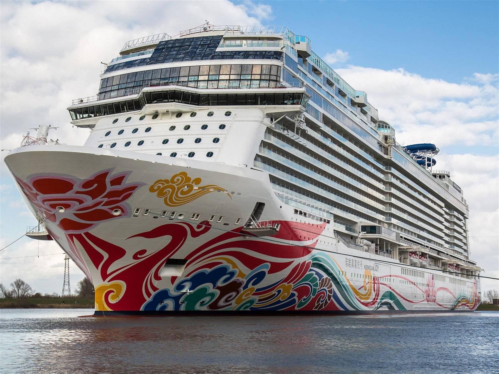 Norwegian Cruise Aktie