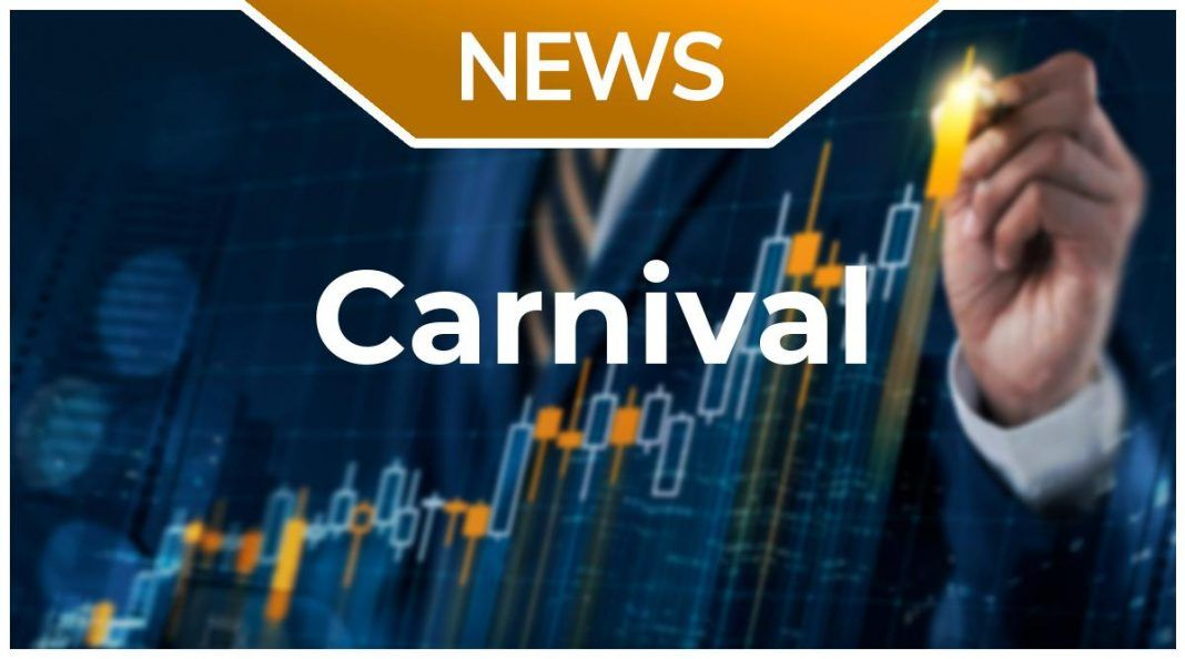 carnival aktie aktuell