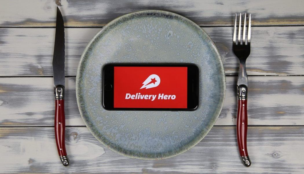 delivery hero aktie bewertung
